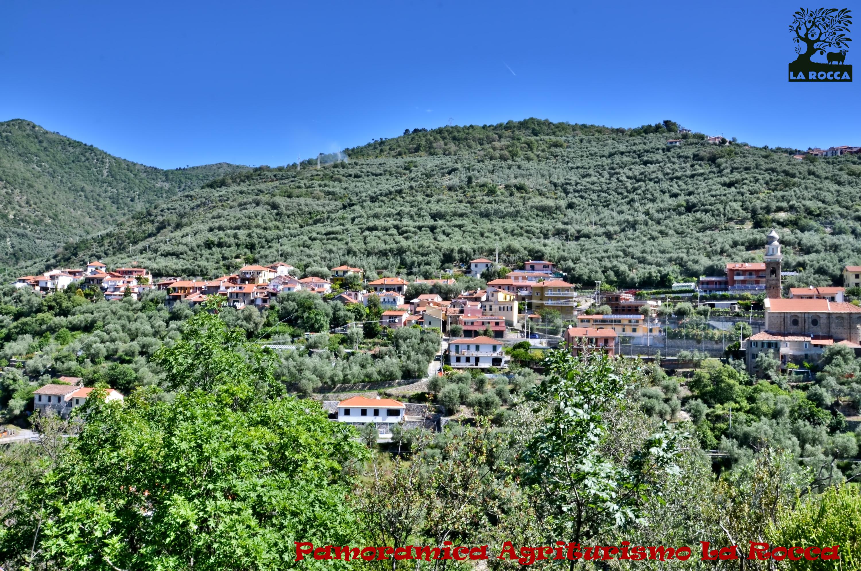 Paesaggio Agriturismo La Rocca