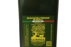 Lattina olio evo Azienda Agricola La Rocca