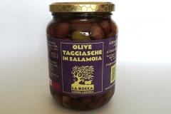 Olive Azienda Agricola La Rocca