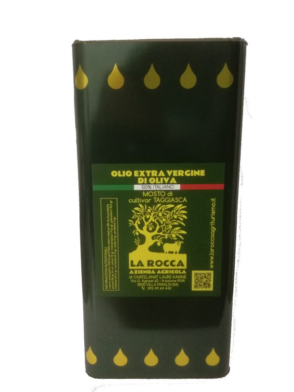 Lattina olio evo