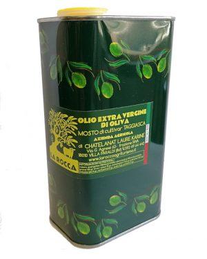 Lattina olio extra vergine di oliva