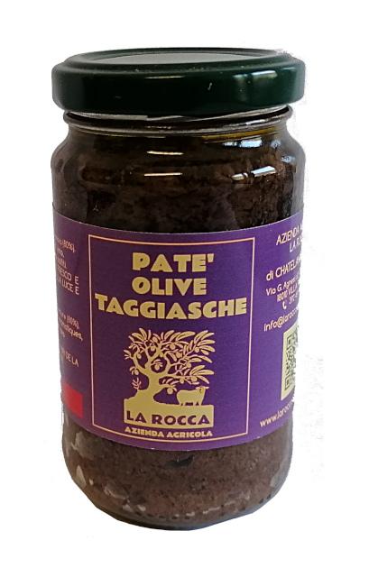 Patè Olive Taggiasche