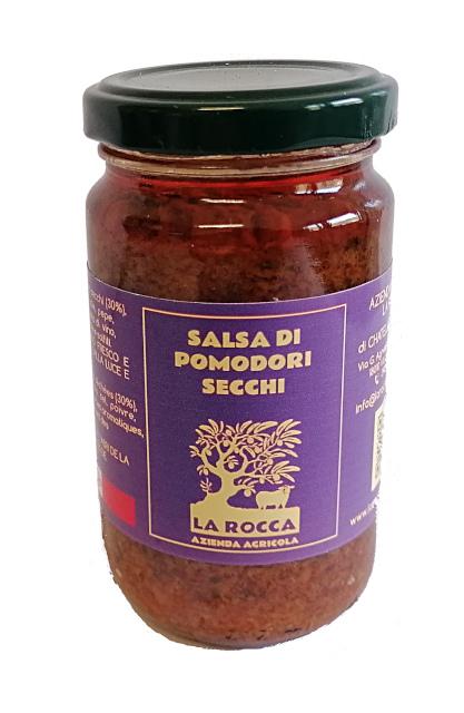 Salsa pomodori secchi